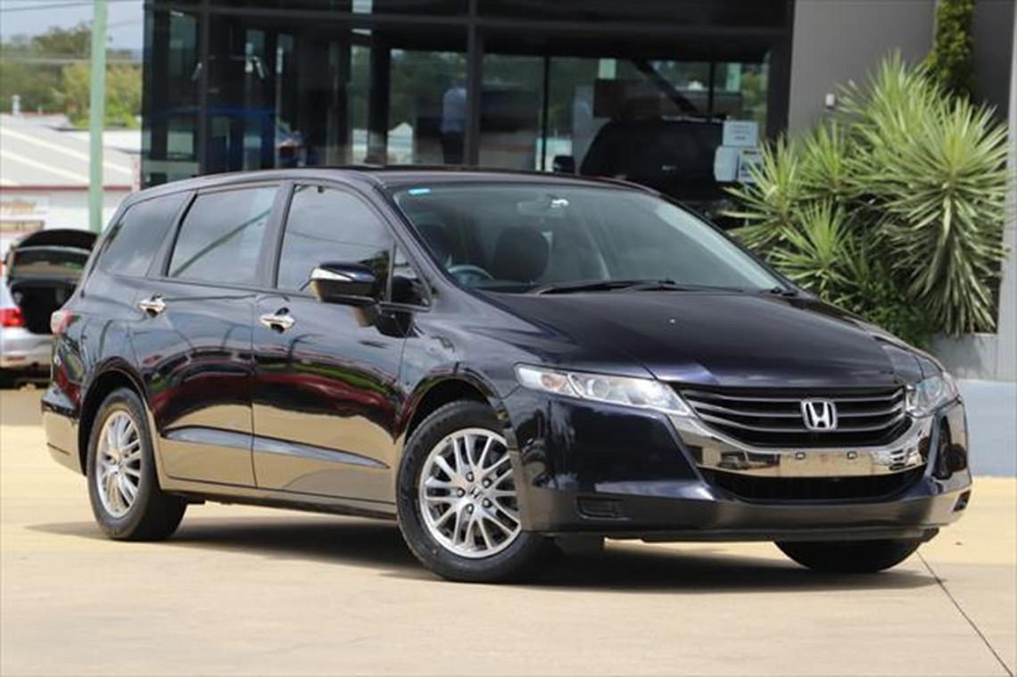 2011 Honda Odyssey 4th Gen MY10 Wagon Image 2