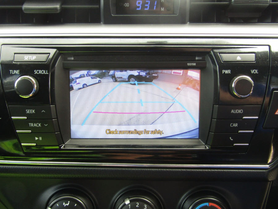 2014 Toyota Corolla ZRE172R Ascent Sedan Image 20