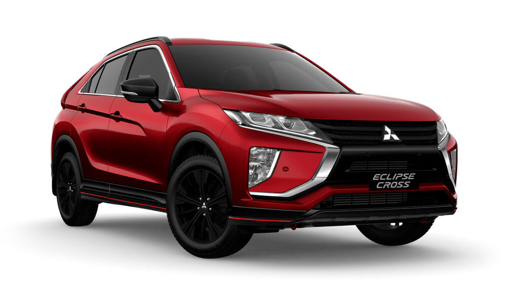 2019 Mitsubishi Eclipse Cross YA Black Edition Suv