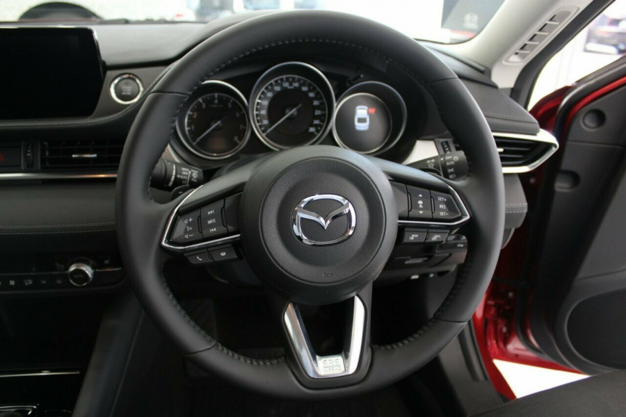 2019 MY18 Mazda 6 GL Series GT Sedan Wagon
