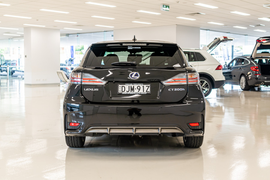 2016 Lexus Ct Hatchback Image 5