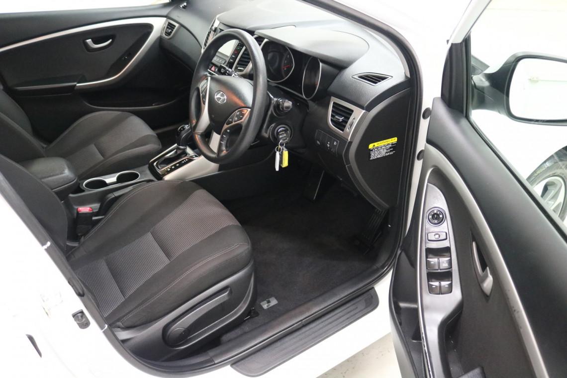 2015 Hyundai I30 GDE3 SERIES II MY16 Wagon