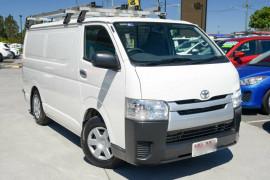 Toyota HiAce LWB KDH201R