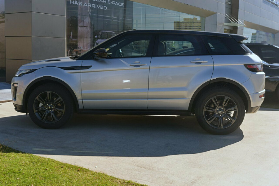2018 MY19 Land Rover Range Rover Evoque L538 MY19 TD4 Suv Mobile Image 8