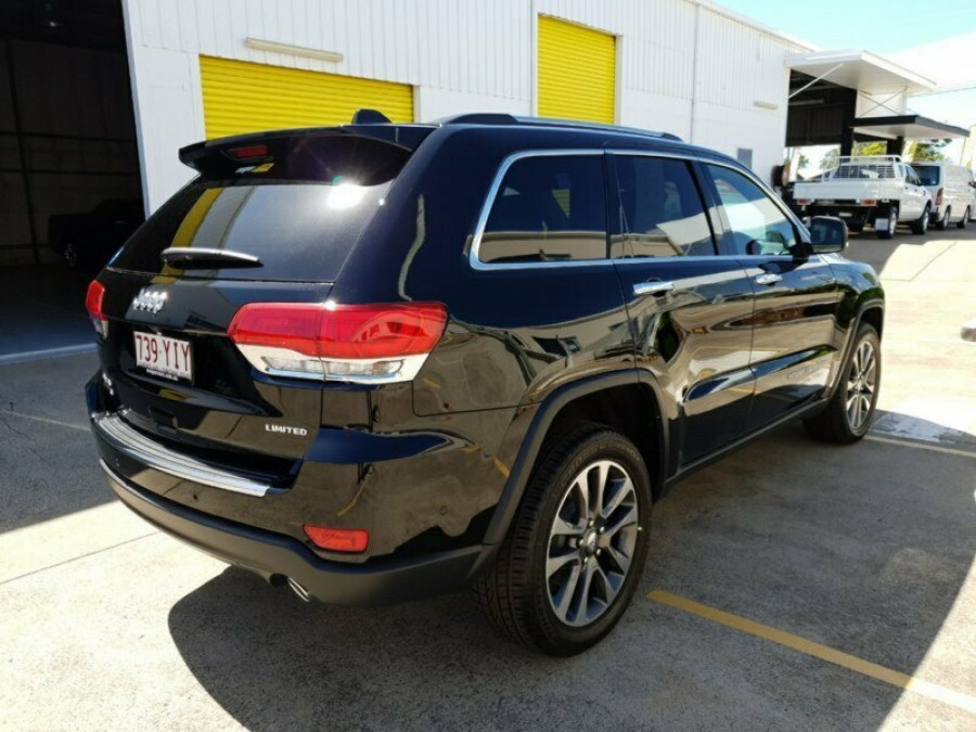 2017 MY18 Jeep Grand Cherokee WK Limited Suv