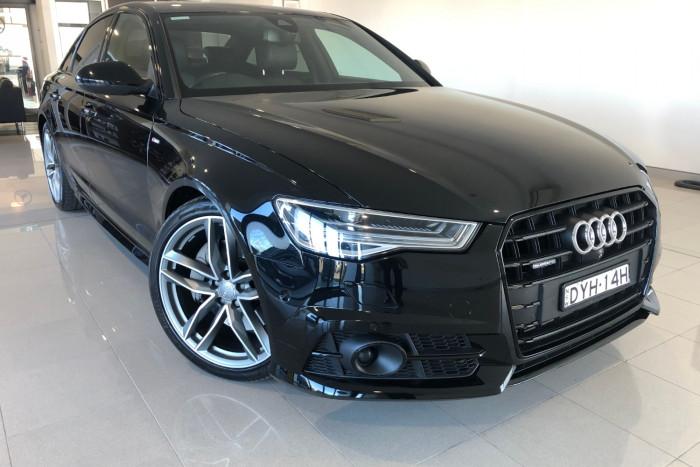 2017 MY18 Audi A6 4G MY18 Sedan