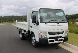 2020 Fuso Canter 615 MANUAL TIPPER TIPPER 615 Tipper