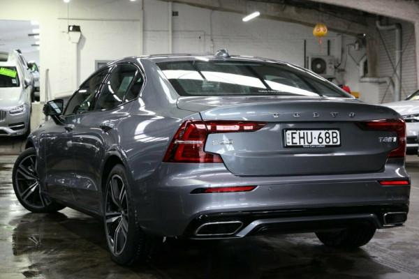 2019 MY20 Volvo S60 224 MY20 T8 PHEV R-Design Sedan