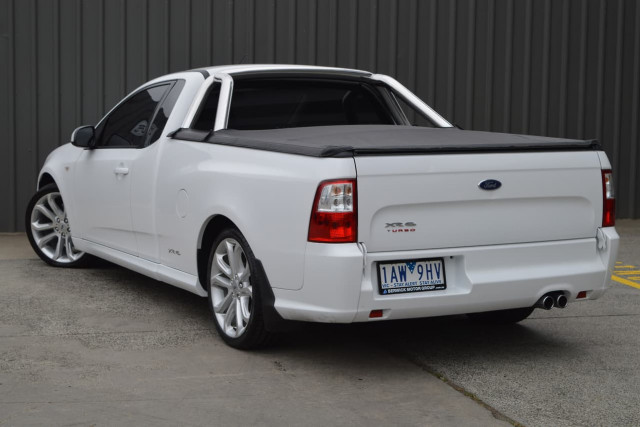2014 Ford Falcon Ute XR6 Turbo 17 of 21
