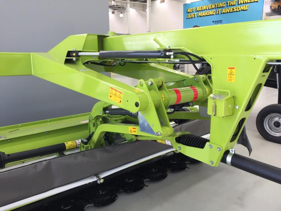 2021 CLAAS D13600TRC Hay mower Image 5