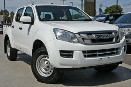 Isuzu Ute D-MAX SX 4x2 High Ride MY11