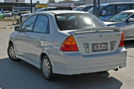 2007 Suzuki Liana TYPE 5 Z Series Sedan
