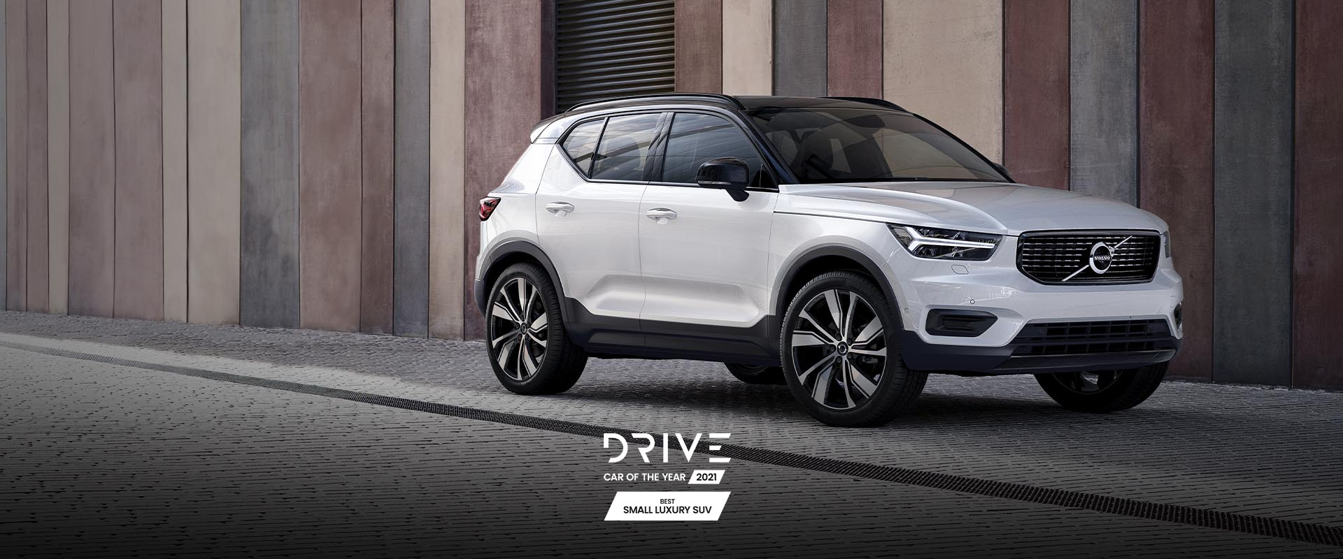 Drive Car of the Year - XC40