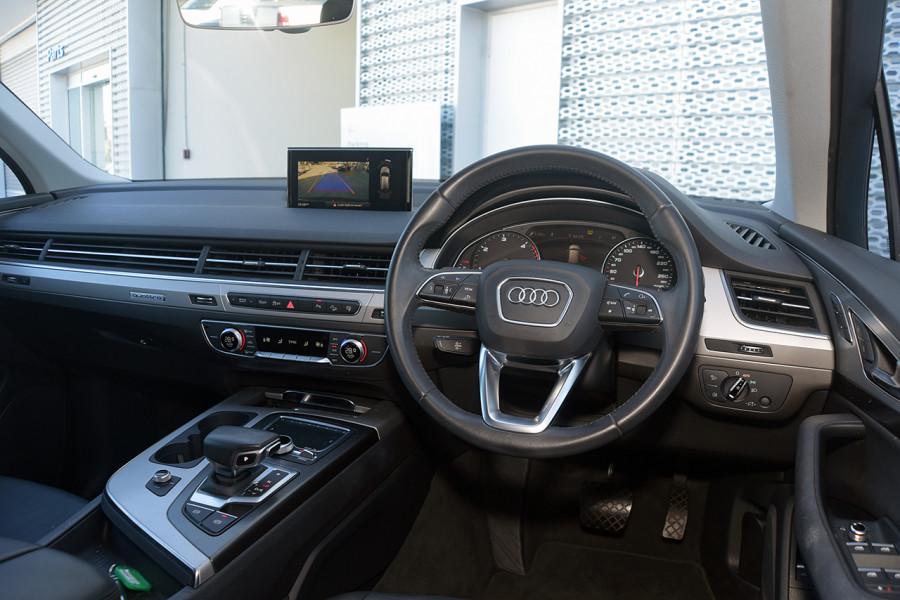 2015 MY16 Audi Q7 4M MY16 TDI Suv Mobile Image 10
