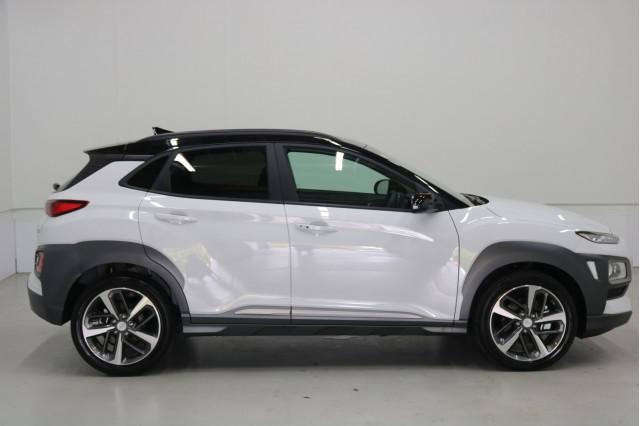 2020 Hyundai Kona OS.3 Highlander Suv Image 2