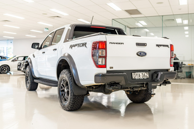 2018 MY19.00 Ford Ranger Utility Image 6