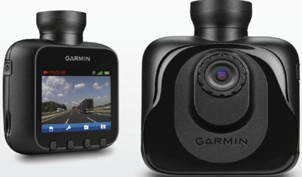 "<img src=""Garmin - Dash Cam"