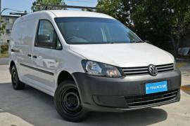 Volkswagen Caddy TDI250 BlueMOTION Maxi 2KN MY14