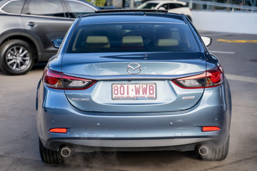 2016 Mazda 6 GT