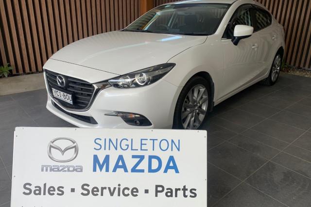 2016 Mazda 3 BN5238 Sedan