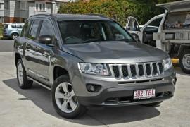 Jeep Compass Sport CVT Auto Stick MK MY13