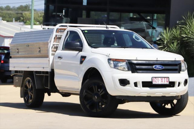 2013 Ford Ranger PX XL Hi-Rider Cab chassis Image 5