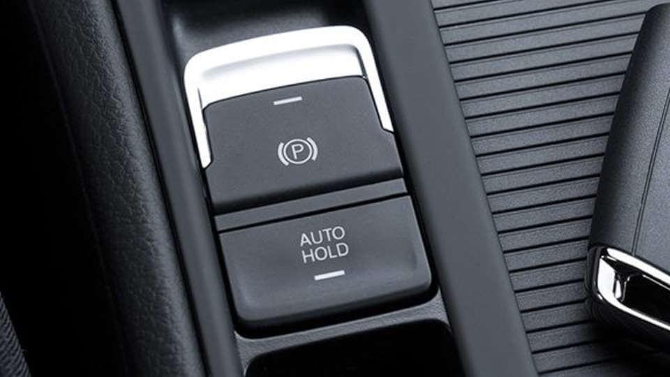 Electromechanical parking brake and Auto Hold* Image