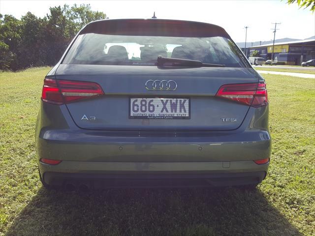 2017 Audi A3 Hatchback