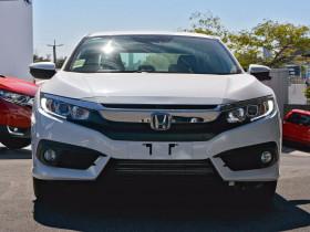 2018 Honda Civic Sedan 10th Gen VTi-L Hatchback