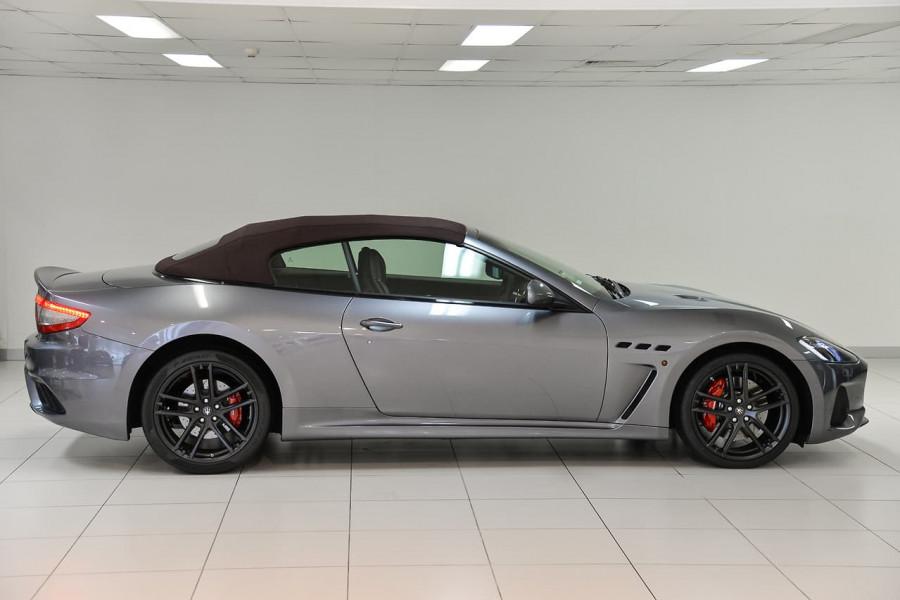 2019 MY20 Maserati Grancabio Convertible