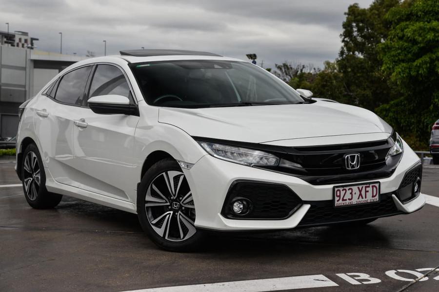 2017 Honda Civic VTi-LX