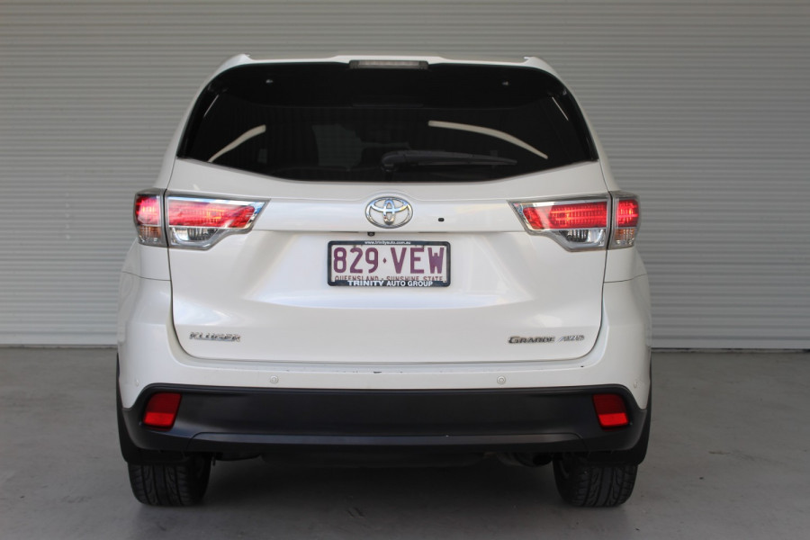 2014 Toyota Kluger GSU55R GRANDE Suv Image 6