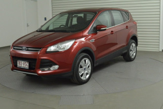Ford Kuga Ambiente TF MY15