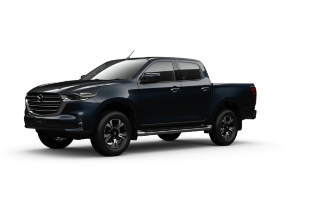 2020 MY21 Mazda BT-50 TF XTR 4x4 Pickup Cab chassis