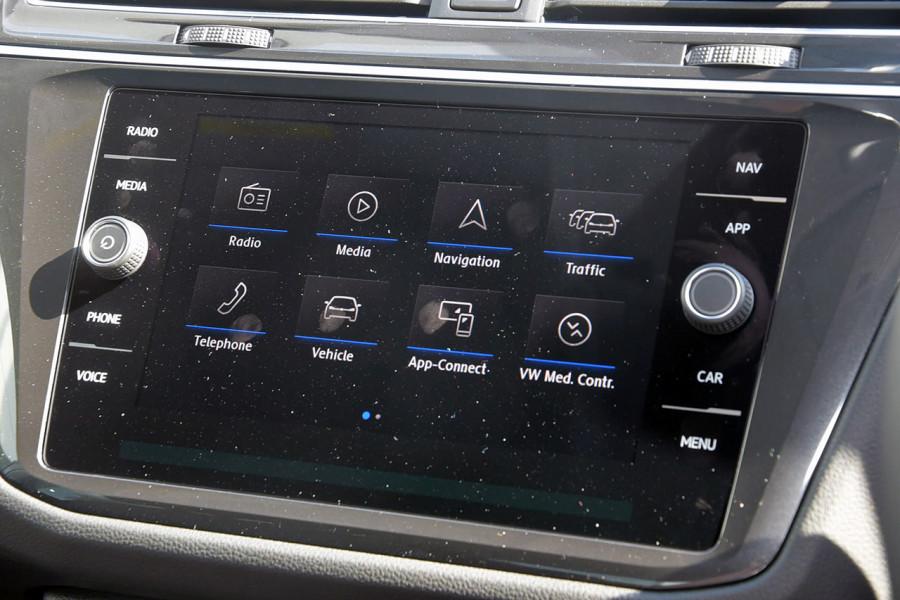 2019 Volkswagen Tiguan 5N Comfortline Suv Image 12
