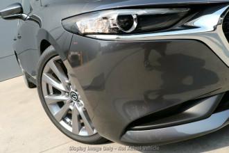 2021 MY20 Mazda 3 BP G20 Evolve Sedan Sedan Image 2