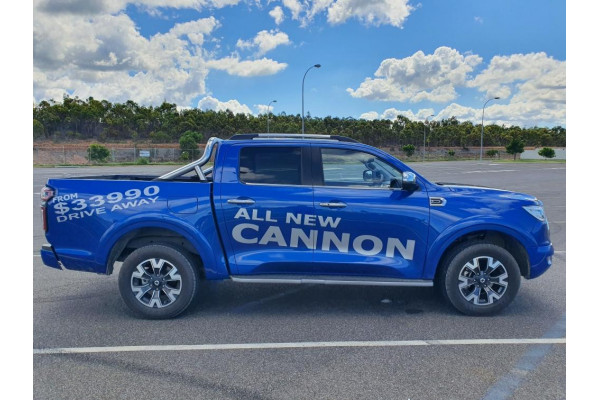 2020 MY21 GWM Ute NPW Cannon-L Ute Image 4