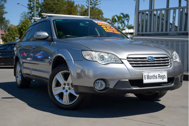 2007 Subaru Outback 3GEN MY08 Premium Pack Suv