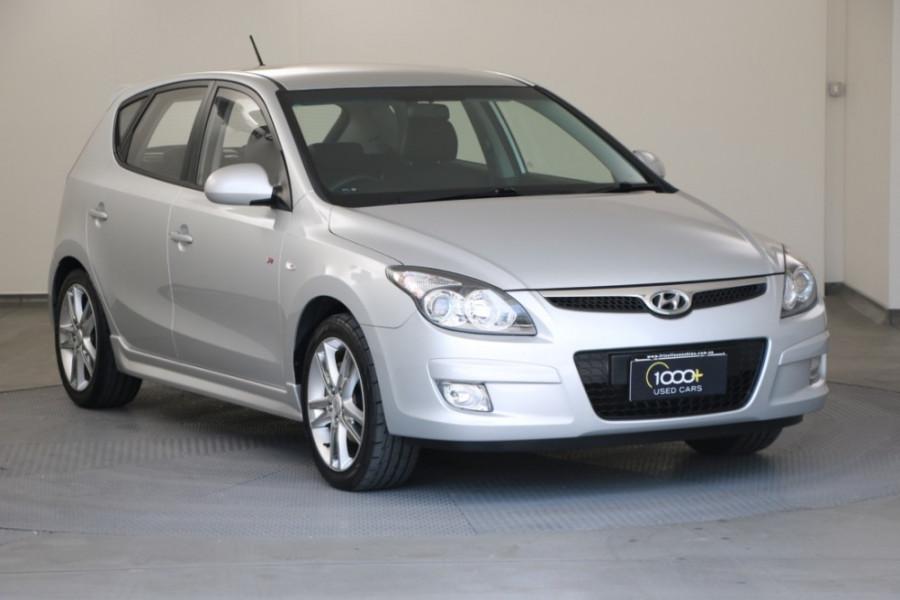 2011 Hyundai I30 FD MY11 SR Hatchback