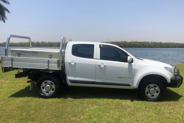 2015 Holden Colorado RG MY15 LS Cab chassis Image 2