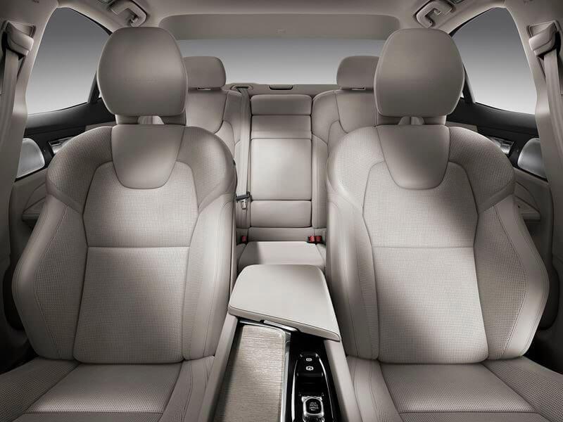 Legendary seat comfort Image