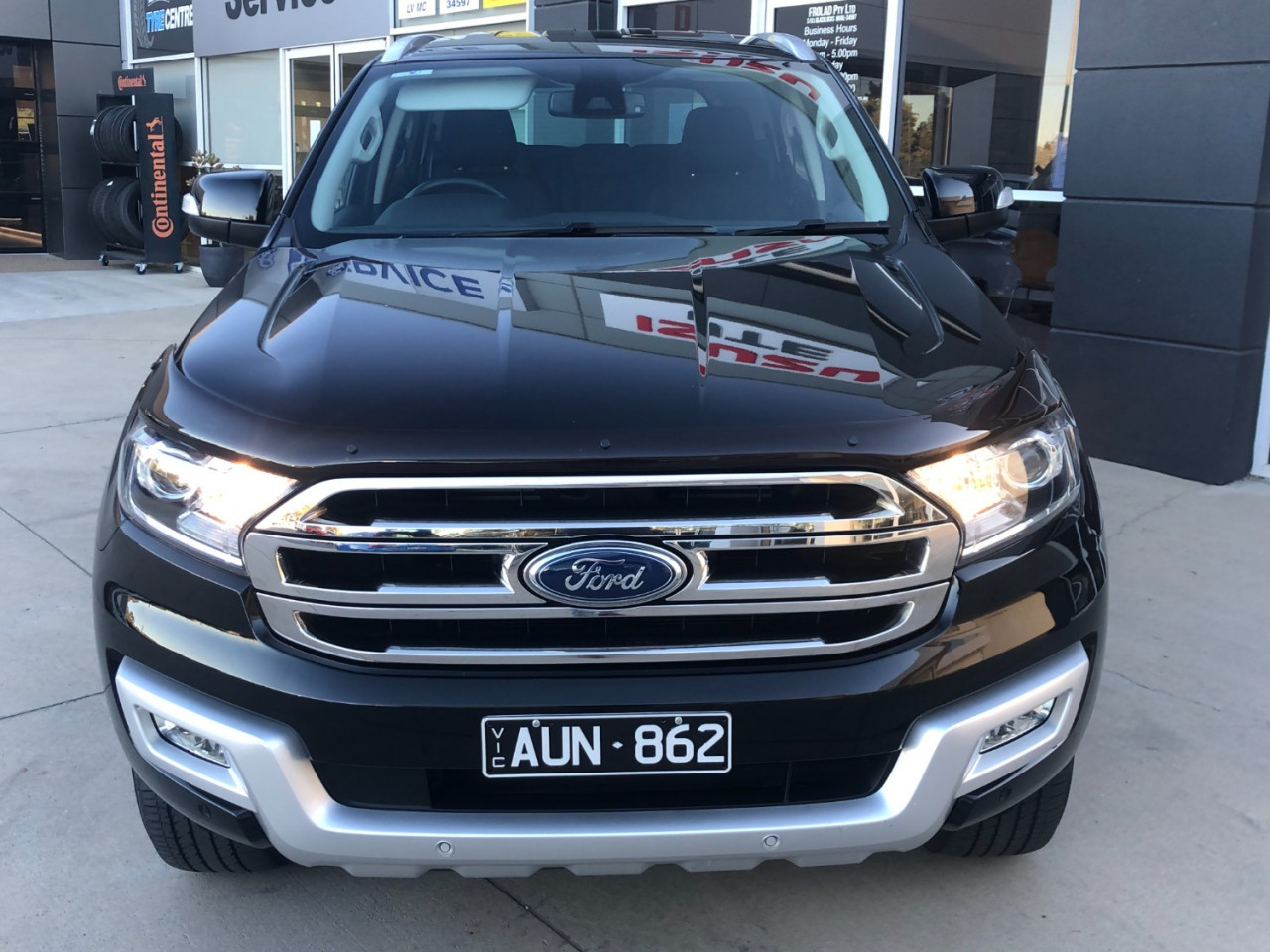 2018 Ford Everest UA 2018.00MY TREND Suv Image 4
