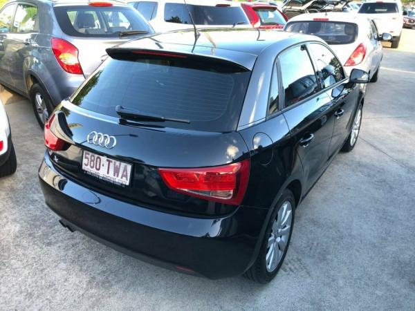 2014 Audi A1 8X MY14 Sportback 1.4 TFSI Attraction Hatchback