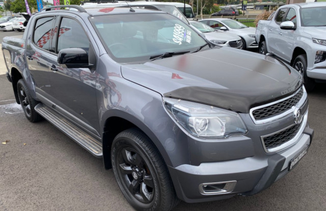 2016 Holden Colorado RG Turbo Z71 Ute