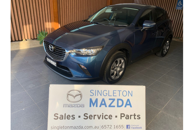 2017 Mazda CX-3 DK2W76 Suv