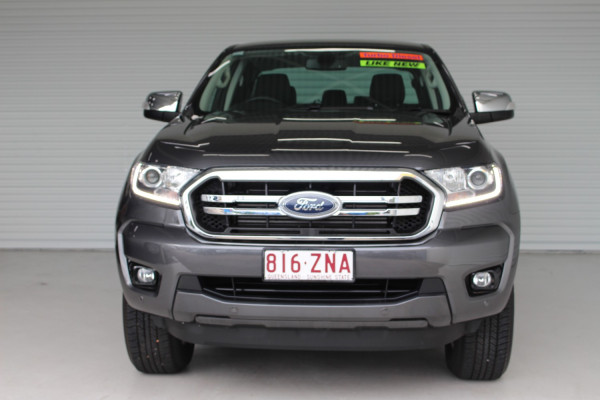 2018 Ford Ranger PX MKII 2018.00MY XLT Utility Image 3