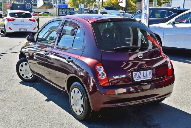 2008 Nissan Micra K12 Hatchback Image 2