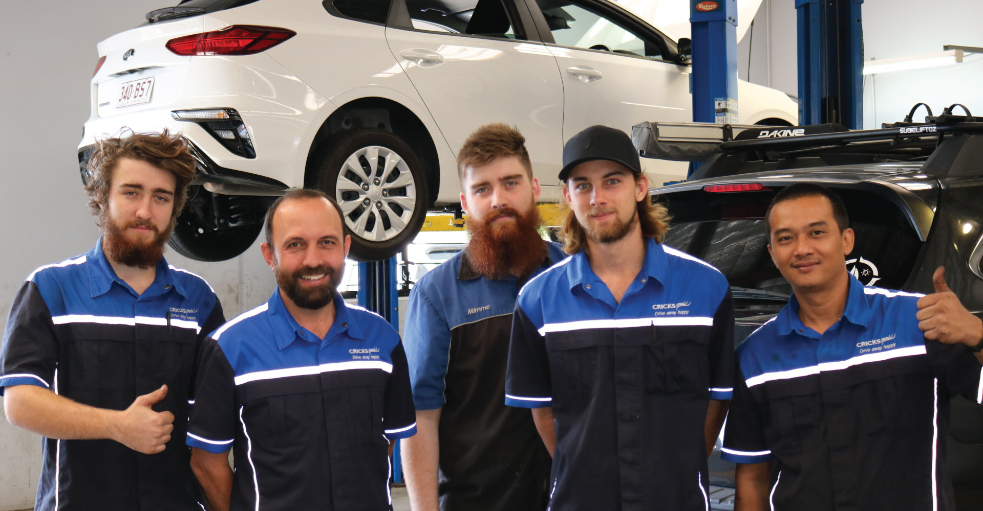 THE CRICKS NOOSA MAIL | ARE YOU OUR NEXT TECHNICIAN?