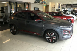 Hyundai Kona Iron Man Edition OS.2