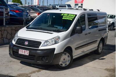 2014 Fiat Scudo (No Series) Van Image 2